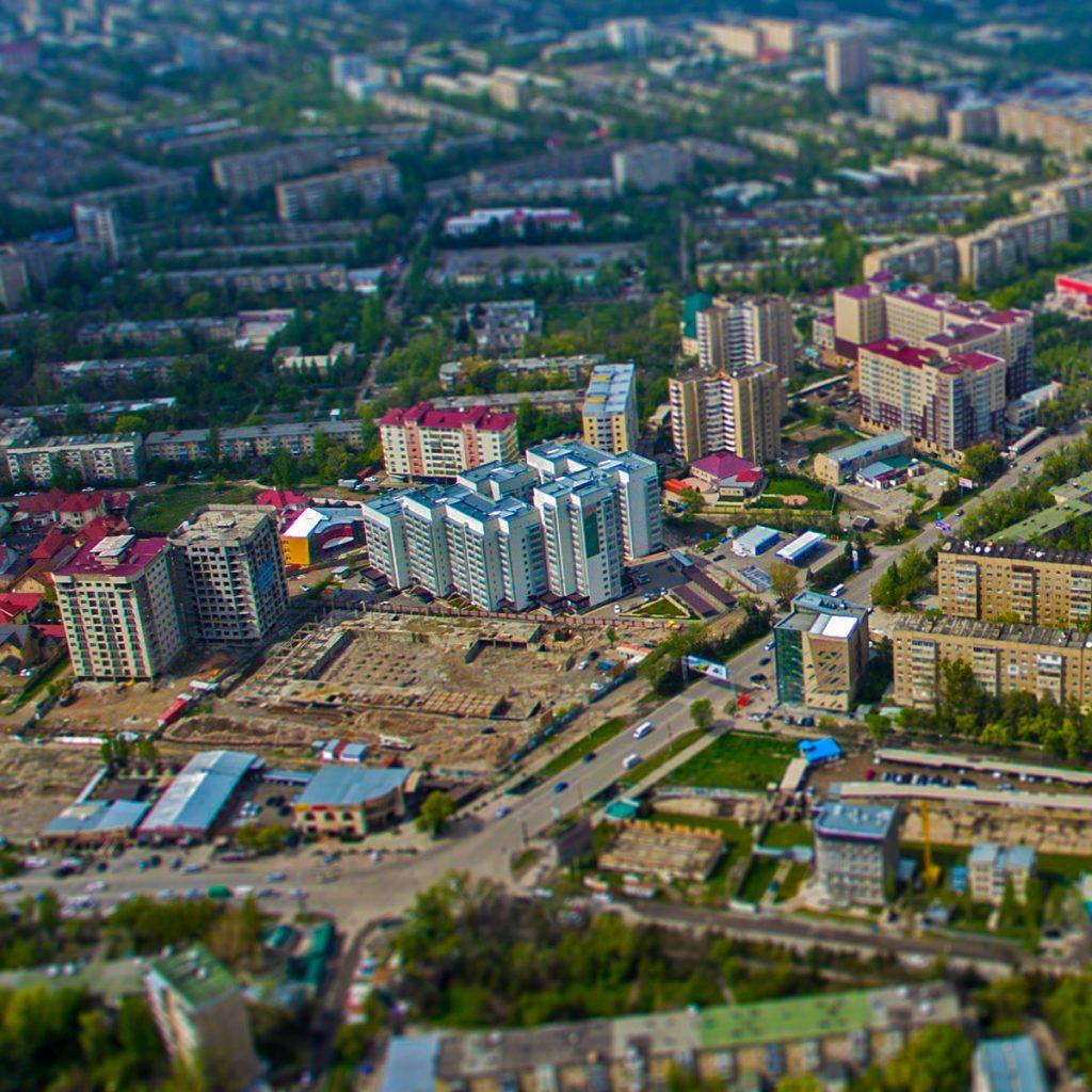 7 микрорайон Бишкека