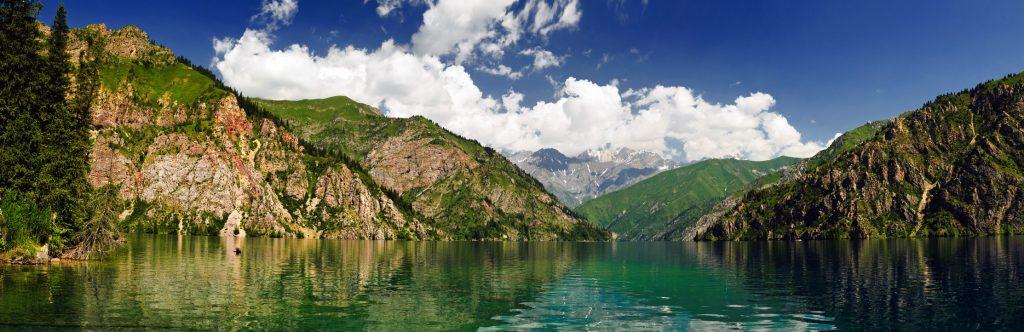 Озеро Сары-Челек, фото Геннадия Закирова