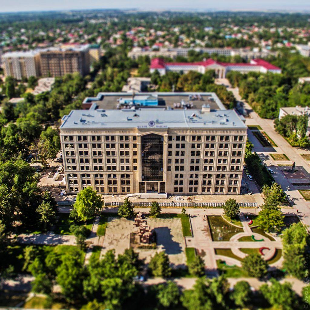 Новый дом в Бишкеке
