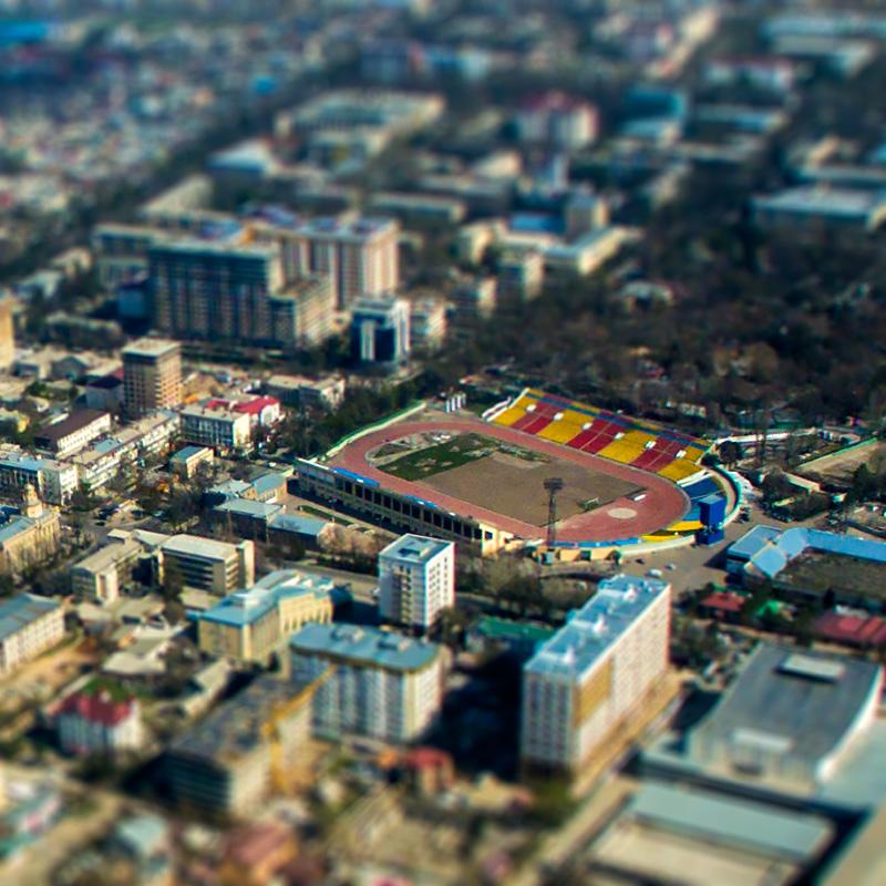 Центральный стадион Бишкека