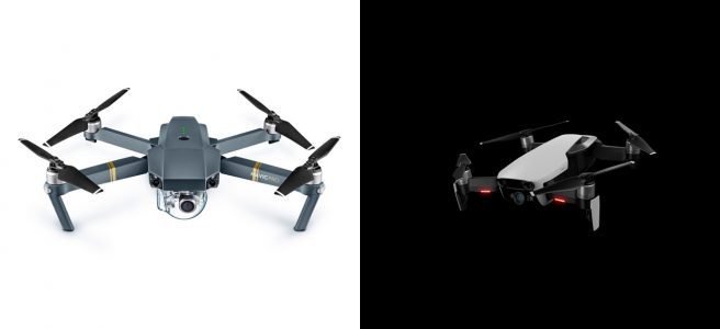 Mavic Pro vs Mavic Air
